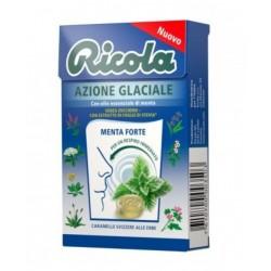 CARAMELLE RICOLA S/Z AST. AZIONE GLACIALE GR.50