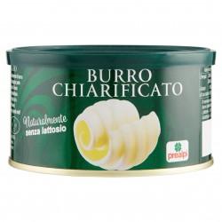 BURRO PREALPI CHIARIFICATO LATTA GR.250