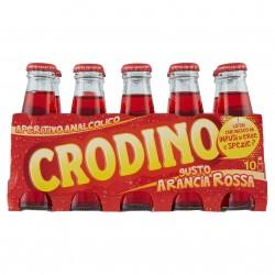BEVERAGE CRODINO ARANCIA ROSSA VAP ML.100 X10