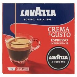 CAPSULE CAFFE C/A MODO MIO LAVAZZA CLASSICO PZ.16