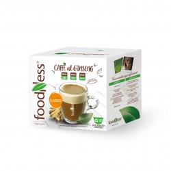 CAPSULE CAFFE C/DOLCE G.FOODNESS GINSENG PZ.10