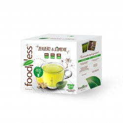 CAPSULE CAFFE C/DOLCE G.FOODNESS ZENZ/LIMONE PZ.10