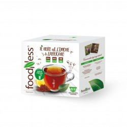 CAPSULE CAFFE C/DOLCE G.FOODNESS TE/LIM/ZAFF.PZ.10