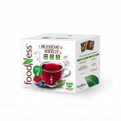 CAPSULE CAFFE C/DOLCE G.FOODNESS MELOGR/MIRT.PZ.10
