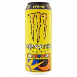 BEVERAGE MONSTER ENERGY VR46 CL.50