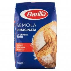 FARINA BARILLA SEMOLA GRANO DURO RIMACINATA KG.1