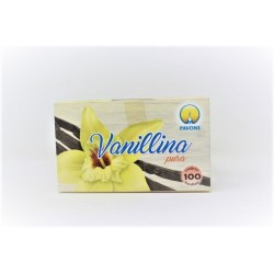 VANILLINA PURA PAVONE GR.0,5 X100