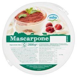 MASCARPONE ALTO ADIGE MILA KG.2