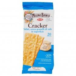 BISC.CRACKER MULINO B.NON SALATI GR. 500