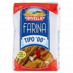 FARINA DIVELLA (00) PACCO KG.1
