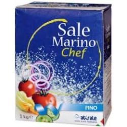 SALE GROSSO MARINO  ASTUCCIO DA KG.1