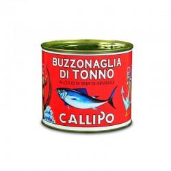 TONNO CALLIPO BUZZONAGLIA O/GIRASOLE LATTA GR.620