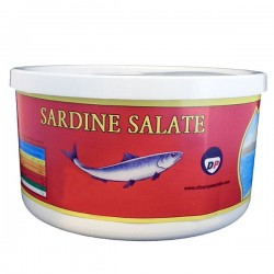 SARDE SALATE SCAP.LATTA KG.5(SA.PILCHARDUS)IT311CE
