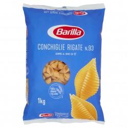 PASTA BARILLA. CONCHIGLIE RIGATE N[93 GR.1000