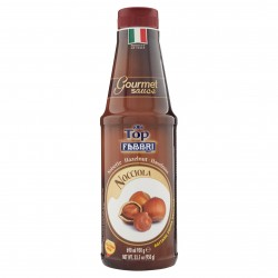 TOPPING NOCCIOLA FABBRI GRANITA/DRINK PET GR.950