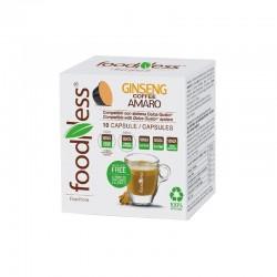 CAPSULE CAFFE C/DOLCE G.FOODNESS GINSENG S/Z PZ.10