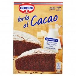 PREPARATO TORTA CACAO CAMEO GR.250