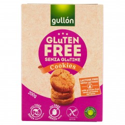 BISC.GULLON CUOR CEREALE COOKIES S/GLUT. GR.200