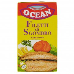 SGOMBRO FILETTI OCEAN O/SEMI LATT. GR.125