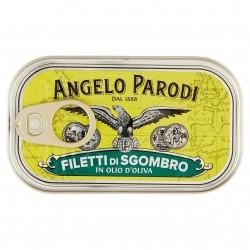 SGOMBRO FILETTI A.PARODI O/OL LATT. GR.125