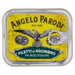 SGOMBRO FILETTI A.PARODI O/OL LATT. GR.230