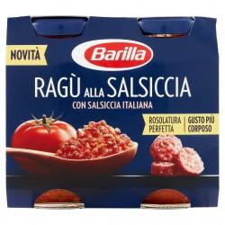 SUGO BARILLA RAGU' SALSICCIA GR.180 PZ.2