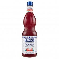 SCIROPPO FRAGOLA FABBRI GRANITA/DRINK PET L.1