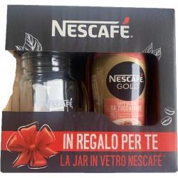 NESCAFE CAFFE GOLD CAPPUCCINO GR.200+BICCH.NESTLE'