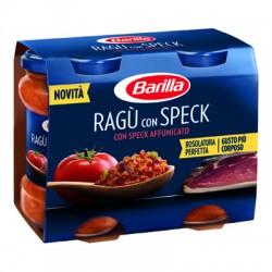 SUGO BARILLA RAGU' E SPECK GR.180 PZ.2