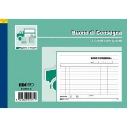 CANCELLERIA BUONO CONSEGNA FT.120X170 2/C TQ PZ.5